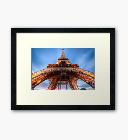 Eiffel Tower 5 Framed Print