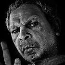 The Black Fella by Anuja Manchanayake
