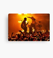 Royal Blood @ Portsmouth Guildhall Canvas Print
