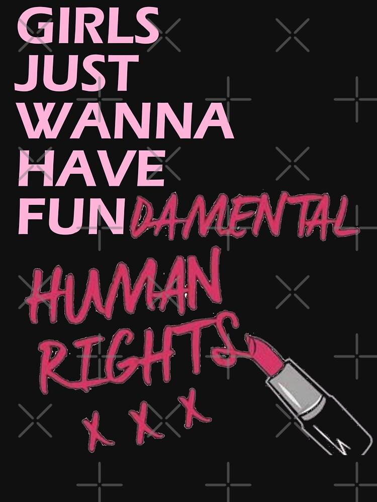 Girls Just Wanna Have Fundamental Human Rights Lightweight