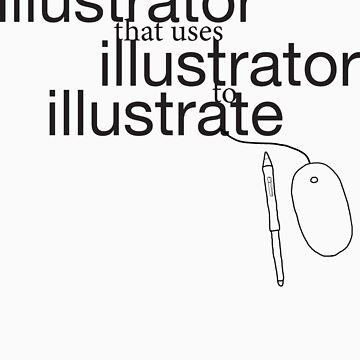 illustrator by redbull