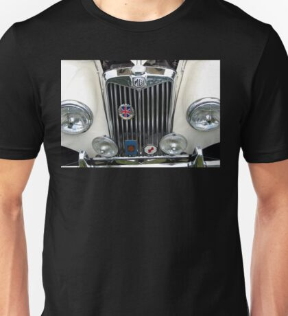 The art of the car: MG 'TF 1500' (1955) > T-Shirt