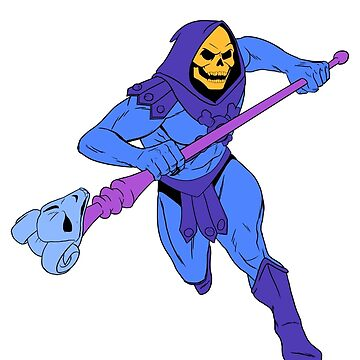 Skeletor - Filmation style He-man tribute by Altairicco