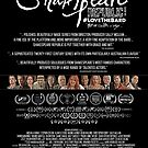 Shakespeare Republic Poster by Incognita Enterprises