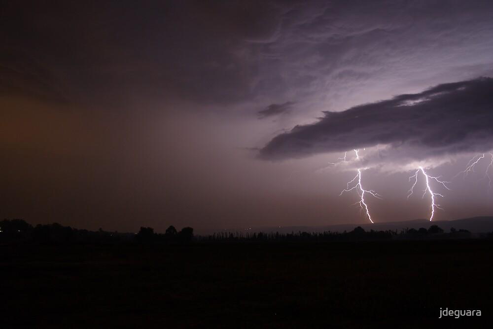 lightning and arcus by jdeguara