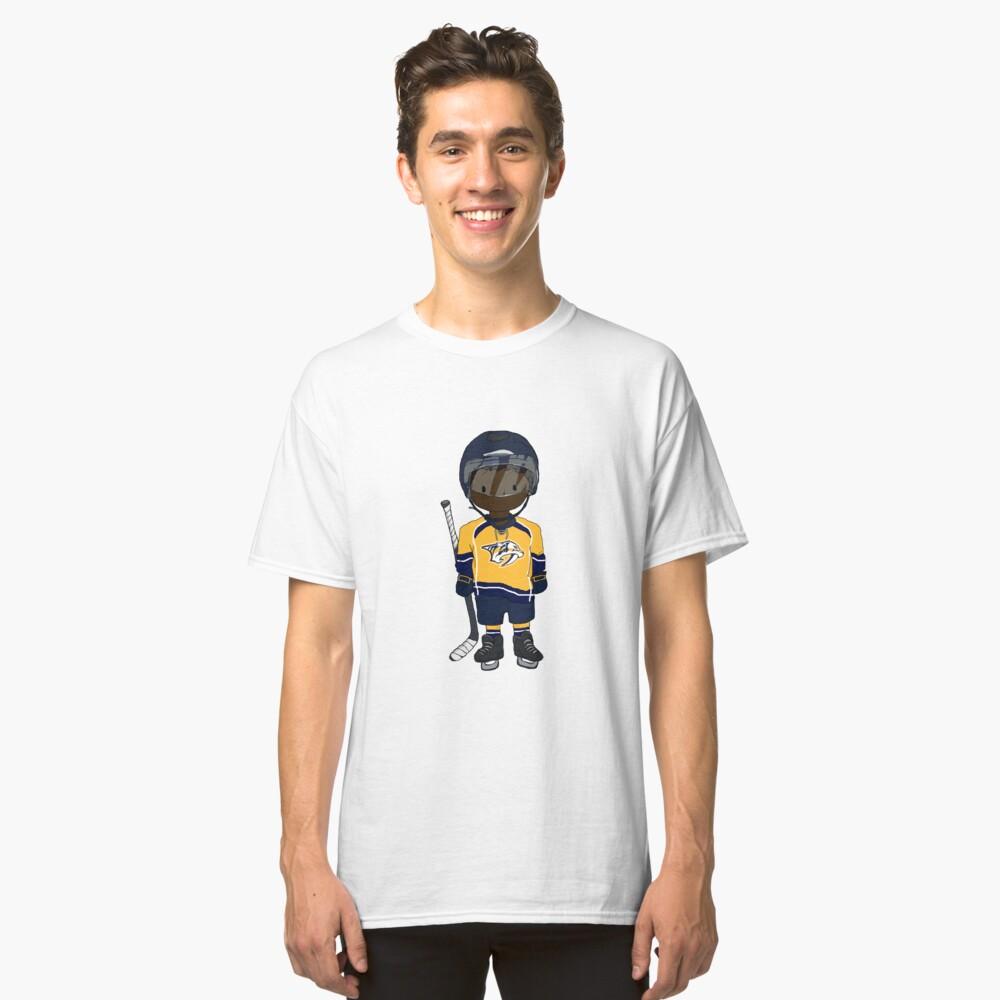 mini jugador de predes Camiseta clásica