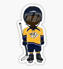 mini preds player Sticker