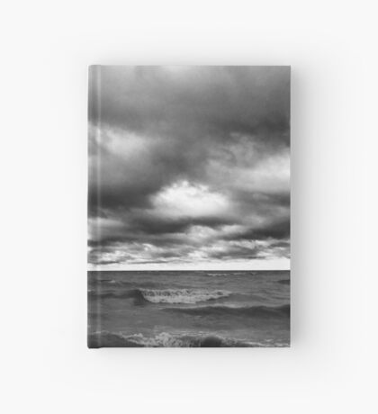 Stormy Monday Hardcover Journal