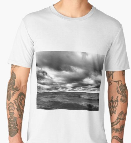 Stormy Monday Men's Premium T-Shirt