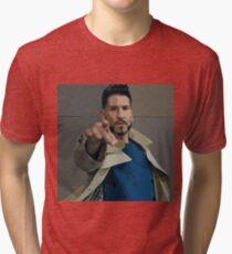 Jon Bernthal 4 Tri-blend T-Shirt