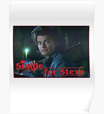 Póster Solo para Steve