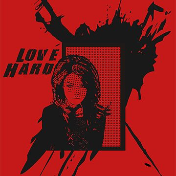 love hard by rnldesign