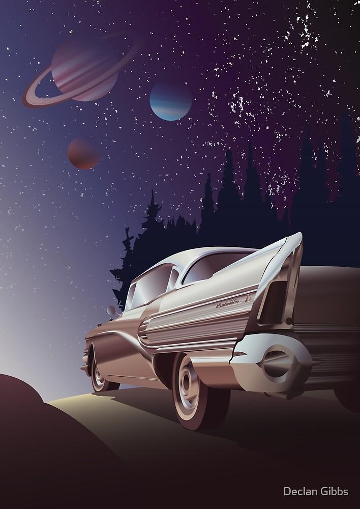 Star Drive by Declan Gibbs