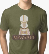 Princess Bride: Mawage Tri-blend T-Shirt