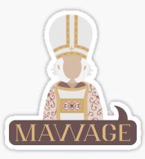 Princess Bride: Mawage Sticker