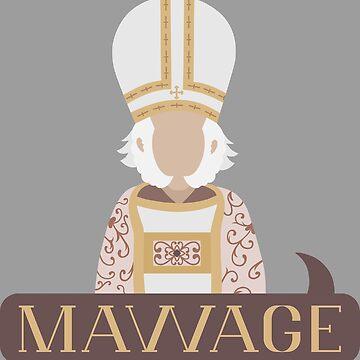 Princess Bride: Mawage by AnnaMBowman