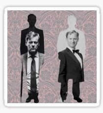 Mystrade - BBC Sherlock Sticker