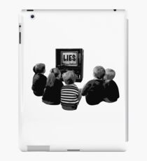 Propaganda Time iPad Case/Skin