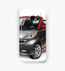 Smart Fortwo Electric Drive Cabriolet electric car art photo print Samsung Galaxy Case/Skin