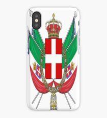 Kingdom of Italy iPhone Case/Skin
