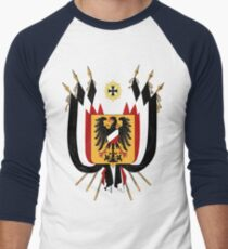 Imperial Germany Men's Baseball ¾ T-Shirt