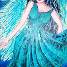 Green Angel by Cheryle  Bannon