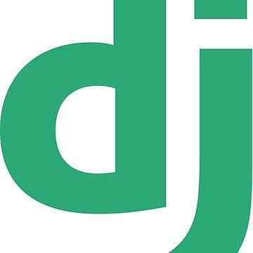 Django Logo - Web Dev by joemacmillan38