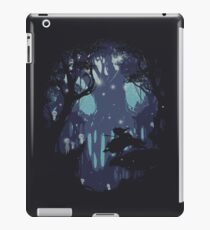 kodama Spirit iPad Case/Skin