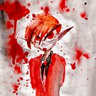 I like blood by Minna Nyqvist