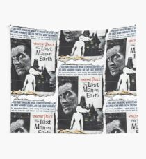 Last Man on Earth Wall Tapestry