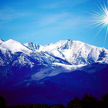 Pyrenees  by Bobbydog