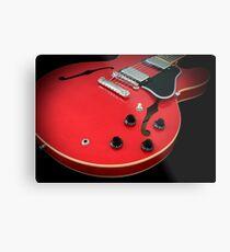 Gibson ES-335 Electric Guitar  Metal Print