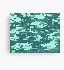 Military Canvas Print