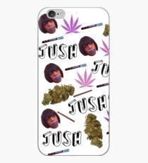 Smoking Jush iPhone Case
