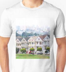 Painted Ladies  Slim Fit T-Shirt