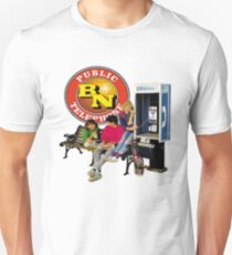 90's Kids at the Payphone Unisex T-Shirt