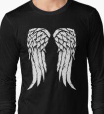 Daryl Dixon Flügel - Zombie Langarmshirt