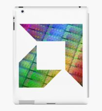 AMD Arrow Logo | Silicon iPad Case/Skin