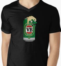 Victoria bitter bear Men's V-Neck T-Shirt