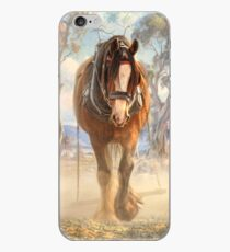 The Clydesdale iPhone Case