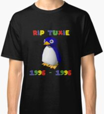 Mario 64 - Tuxie the penguin Classic T-Shirt