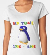 Mario 64 - Tuxie the penguin Women's Premium T-Shirt
