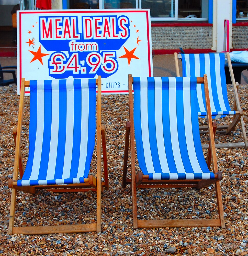 Sea Side Meal Deal by maxwell78