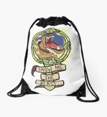 Show me the Beast! Drawstring Bag