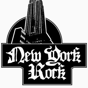 new york rock by rnldesign