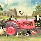 Barnyard Banter by Trudi's Images