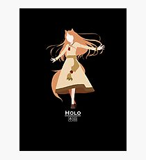 Holo Vector Photographic Print