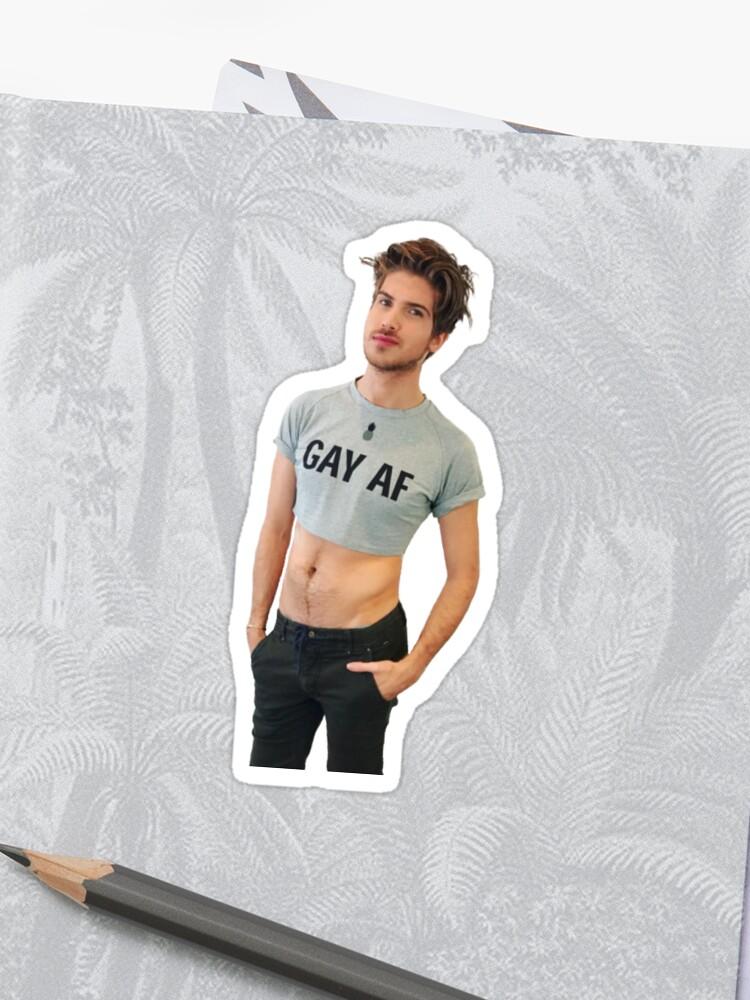 Joey Graceffa - GAY AF | Sticker