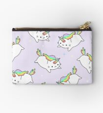 Kawaii Cute Unicorn Cat Studio Pouch
