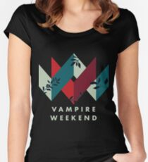 Arcade Tame Weekend Women's Fitted Scoop T-Shirt